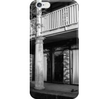 Short stay iPhone Case/Skin