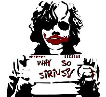 Why so Sirius? by KNUX-DESIGNS