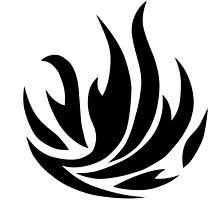 Dauntless Flames by MusicandWriting