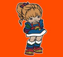 Rainbow Brite [ iPad / iPhone / iPod case, Tshirt & Print ] Kids Clothes