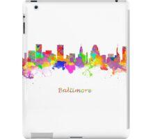 Baltimore USA iPad Case/Skin