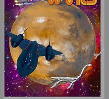 Super Mars Wars. by shadeprint