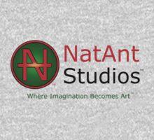 NatAnt Studios' NA Logo and slogan by natantstudios