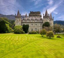 Inveraray Castle by Kathy Weaver