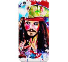 """Captain Jack Sparrow"" iPhone Case/Skin"