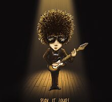 Live '66 - Bob Dylan #2 by workofimp