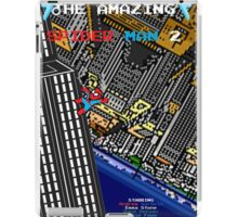 The Pixelated Spider Man 2 iPad Case/Skin