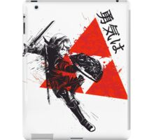 Traditional Hero of Time iPad Case/Skin