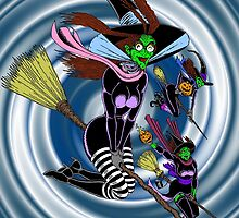 THREE WITCHES by DGSDIRECT