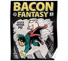 Bacon Fantasy #15 Poster