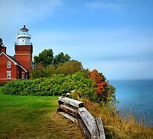 Big Bay Lighthouse by Brian Gaynor