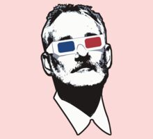 Bill Murray 3D Glasses Kids Clothes