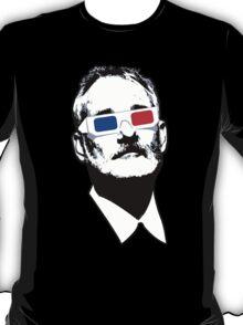 Bill Murray 3D Glasses T-Shirt
