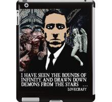 LOVECRAFT DEMONS iPad Case/Skin