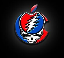 Grateful Dead. Steal Your Face. by Cliff Vestergaard