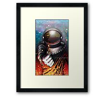 184, Let's Burn It Down Framed Print