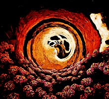 The Hole Between Heaven and Hell  by PictureNZ