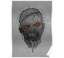 The Undead Man Poster