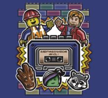 Everything is Awesome Mix Vol. 1 by Punksthetic