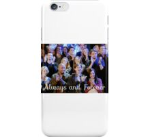 OTH always and forever iPhone Case/Skin
