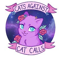 Cats Against Cat Calls by Shiaemi