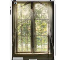 30.9.2014: View Through Old Window iPad Case/Skin
