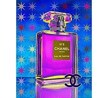 Luxury French Perfume Photographic Print