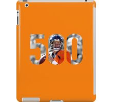 Mr. 500 iPad Case/Skin