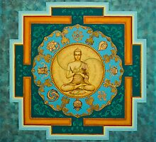 Buddha. Jewels of Dharma by Yuliya Glavnaya