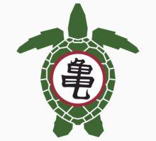 Turtle School of Martial Arts (Dragonball Z) by Larsonary