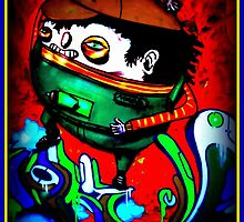 Graffiti bright by VintagePT