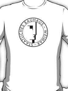 BAUHAUS WEIMAR (WHITE) T-Shirt
