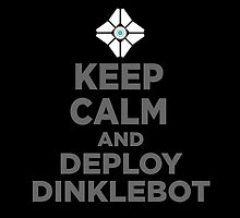 DEPLOY DINKLEBOT by NerdDesign