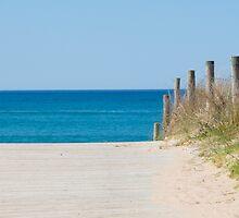 Beach by Robert Fenech