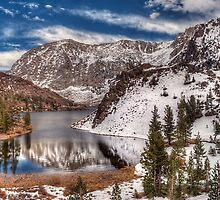 Late Autumn in the Tioga Pass by James Hoffman