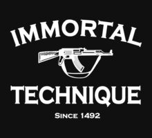 Immortal Technique 1 by RickyKirun2014