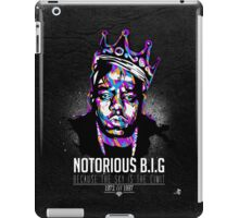 Notorious BEEF iPad Case/Skin