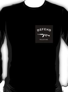Defend Paris Palestine T-Shirt
