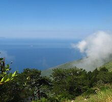 Above the clouds by Maria1606