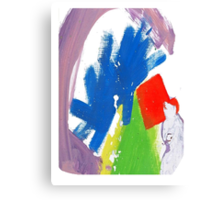 Alt J Themed Design Canvas Print
