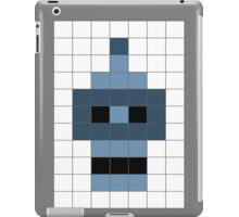 Bender's Graffiti Mosaic iPad Case/Skin