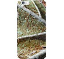 Veins run deep iPhone Case/Skin