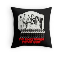 Rocky Horror  Throw Pillow