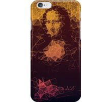 Sunset Mona Lisa iPhone Case/Skin