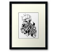 Raiden Wants YOU Framed Print