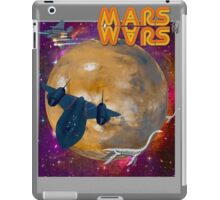 Super Mars Wars. iPad Case/Skin
