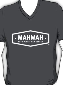 Mahwah Auto Plant - Inspired by Bruce Springsteen's 'Johnny 99' T-Shirt