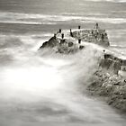 sennen cove, cornwall by Mike Honour