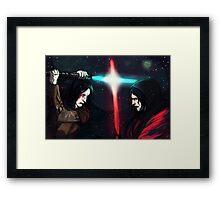 Star Wars Twiggy Ramirez Framed Print