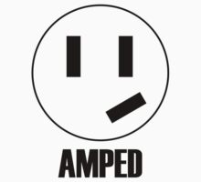 Amped - grinning plug by Simon Williams